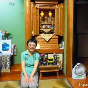 屋久杉のお仏壇8